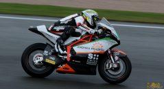Iker Lecuona en Moto2 termine 2eme au MotoGP Valence 2018