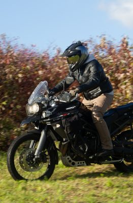 Casque ICON Variant QuickSilver version off-road