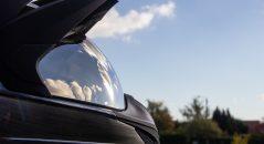 Casque ICON Variant Quicksilver et visière iridium argent