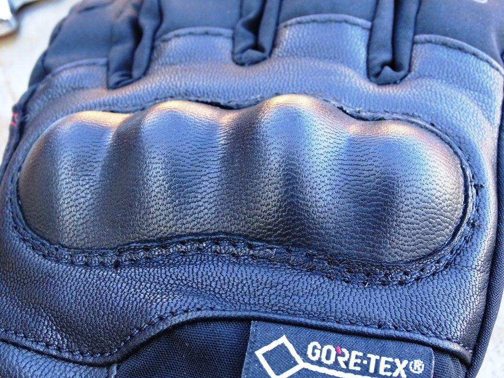 Les gants hiver Bering Yucca sont coqués