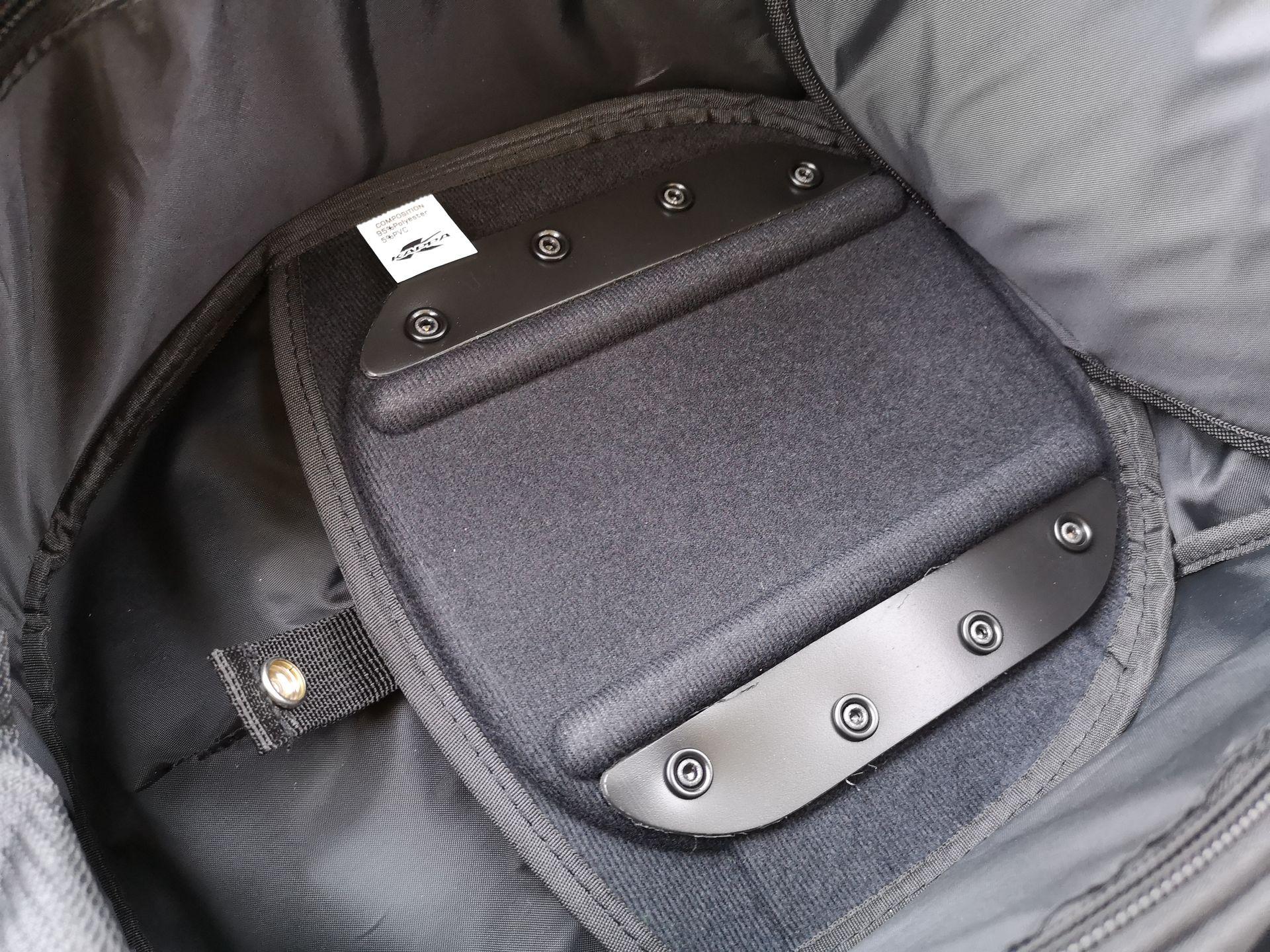 Platine intérieure de la sacoche de réservoir Kappa RA311R