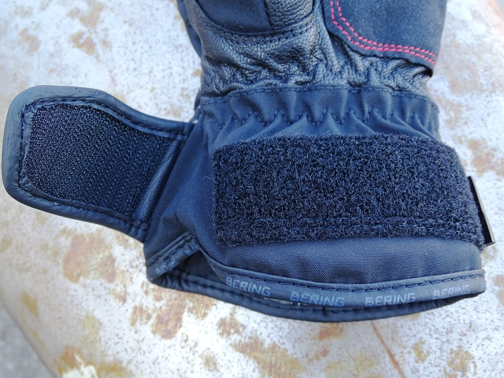 Patte de serrage gants hiver Bering Yucca
