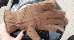 Renfort des gants Overlap London Lady