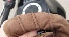 Coque des gants Overlap London Lady