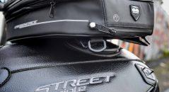 Design de la sacoche bagster Carbonrace