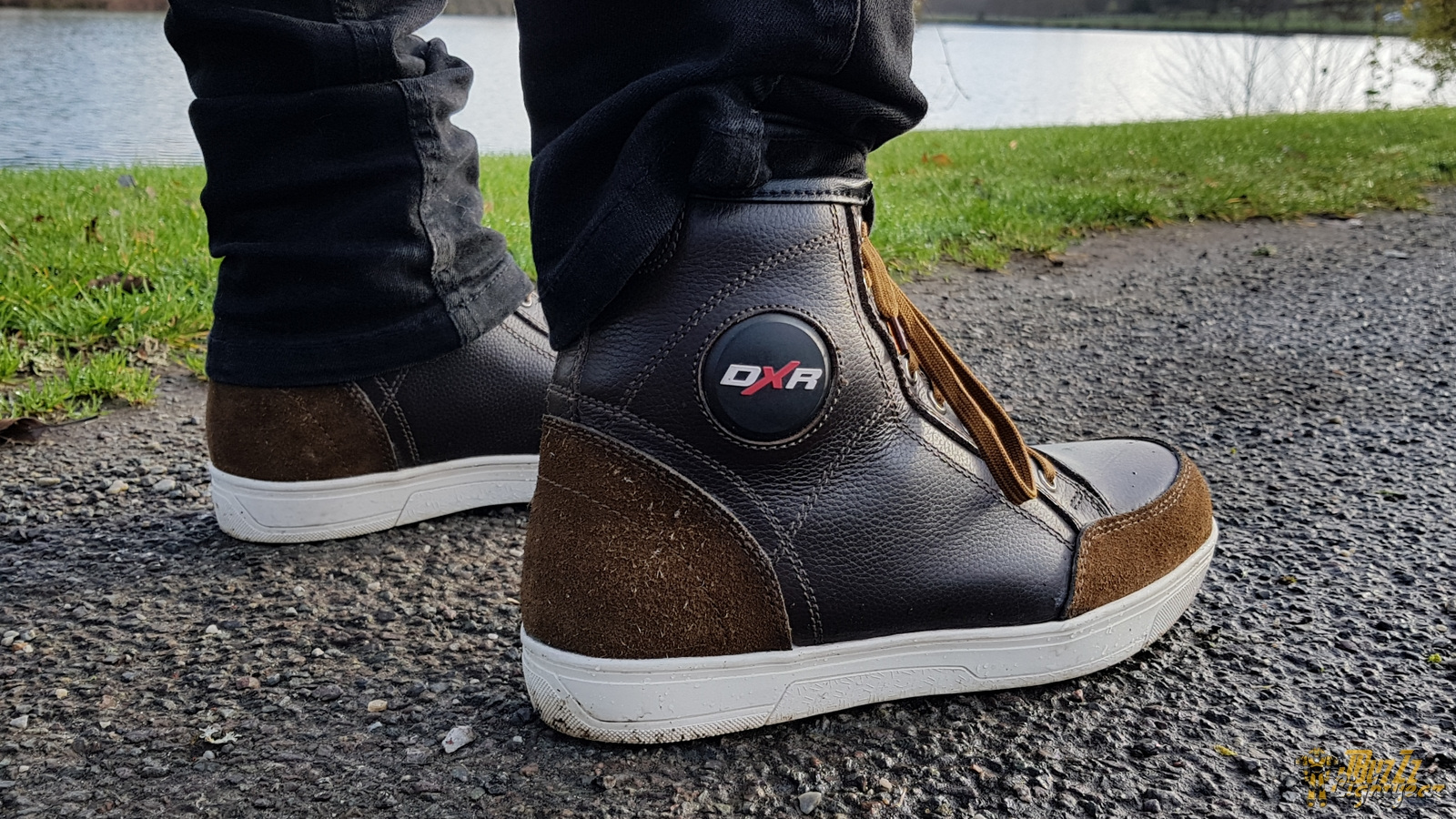 Chaussures DXR Santa Cruz : impressionnantes dans le froid, chaudes par fortes chaleurs