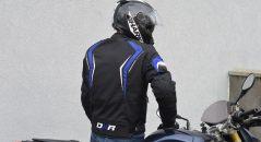 Blouson DXR Spanker vu de derrière