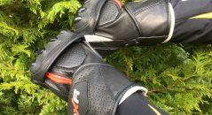 léger défaut sur les gants DXR WildCards CE