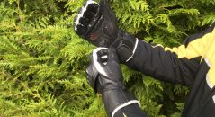 Pattes de serrage des gants DXR WildCards CE