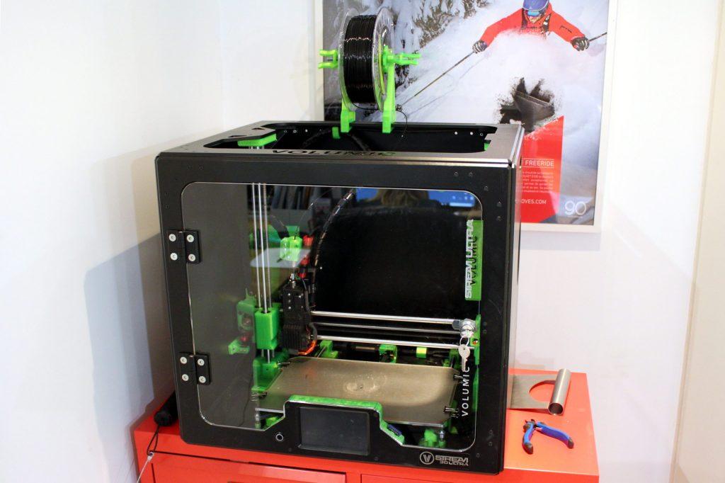 L'imprimante 3D est utile pour façonner les pièces rigides