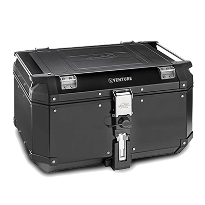 Essai du Top Case Kappa Monokey K-Venture 58 litres