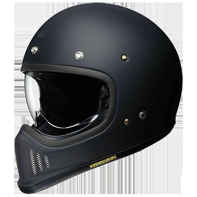 Test du casque intégral Shoei EX-ZERO