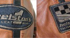 Badges de manche du blouson Helstons Randall