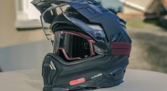 Large champ de vision pour le casque Nexx X.WED2