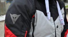 ventilations de la veste Dainese TEMPEST 2 D-DRY