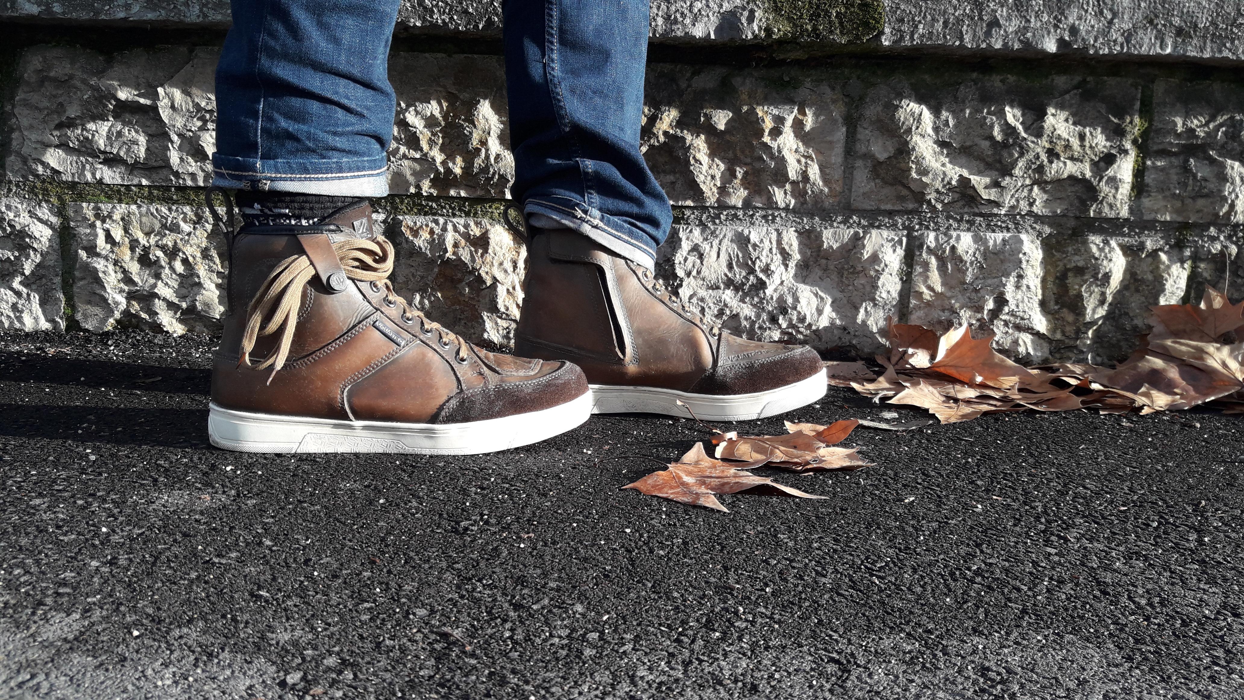 Chaussures V Quattro X-Urban : des chaussures urbaines
