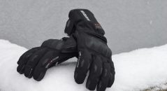 Les gants hiver Bering Kayak sur neige