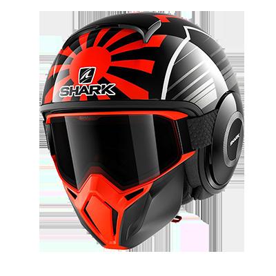 Test du casque SHARK Street Drak «Zarco Replica»