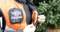 poche intérieure gilet de sécurité ICON Mil Spec Instructor