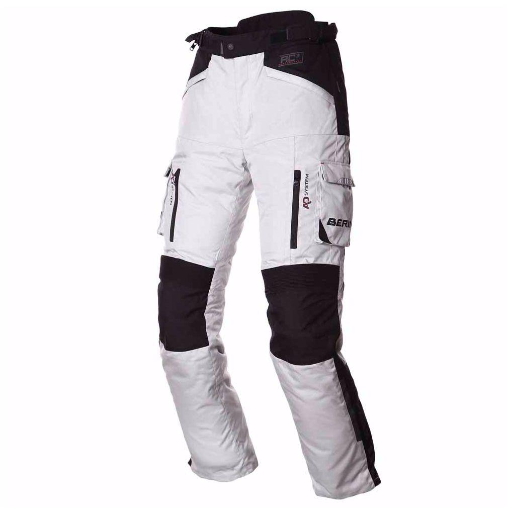 Pantalon Bering Michigan, en coloris gris et noir