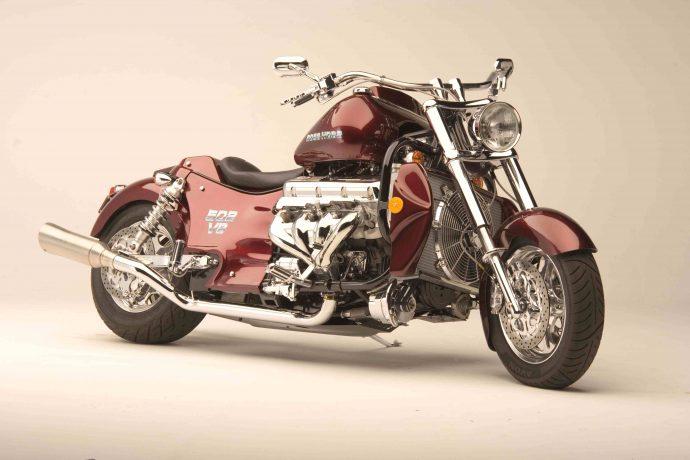 Les Boss Hoss parmi les motos les plus moches