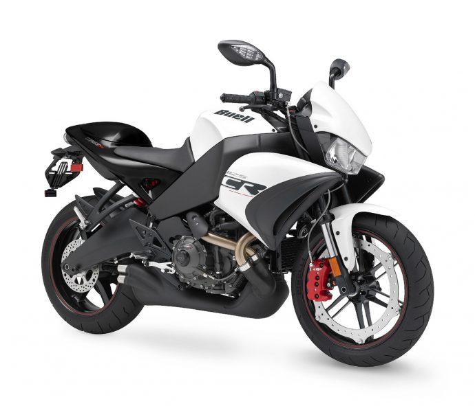 Moto moche : Buell 1125 CR