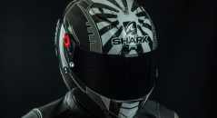 Décoration du casque Shark Race-R Pro GP