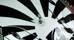 Ventilations supérieures du casque Shark Race-R Pro GP