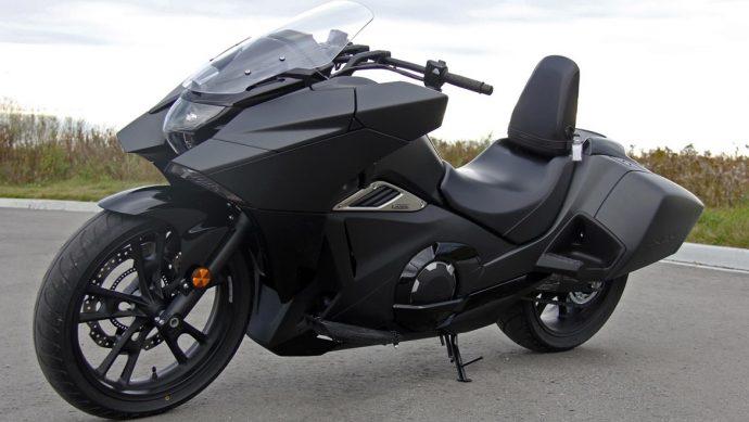 Moto moche : la Honda Vultus