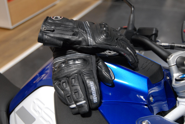Matériaux des gants Bering Arkade