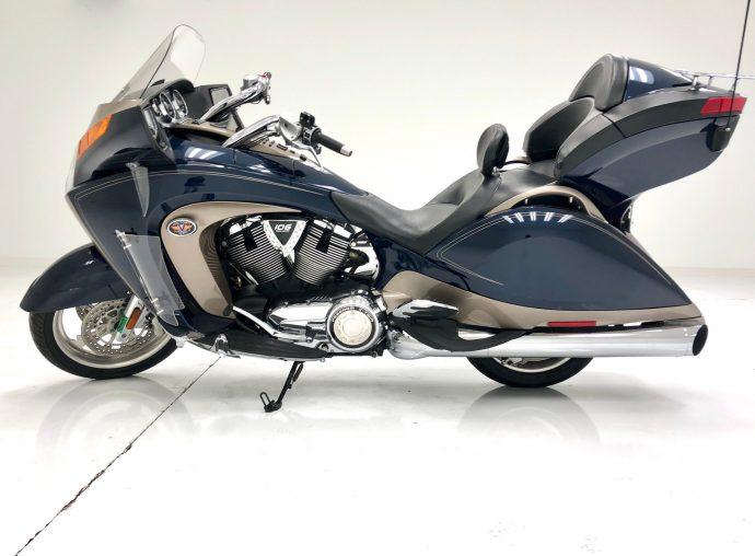 Victory vision parmi les motos les plus moches