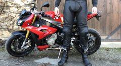 Look sportif pour le pantalon Alpinestars Missile V2