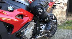 Confort du pantalon Alpinestars Missile V2