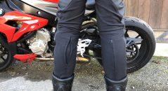 Zip pour extension du mollet sur le pantalon Alpinestars Missile V2