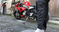 Version LONG du pantalon Alpinestars Missile V2