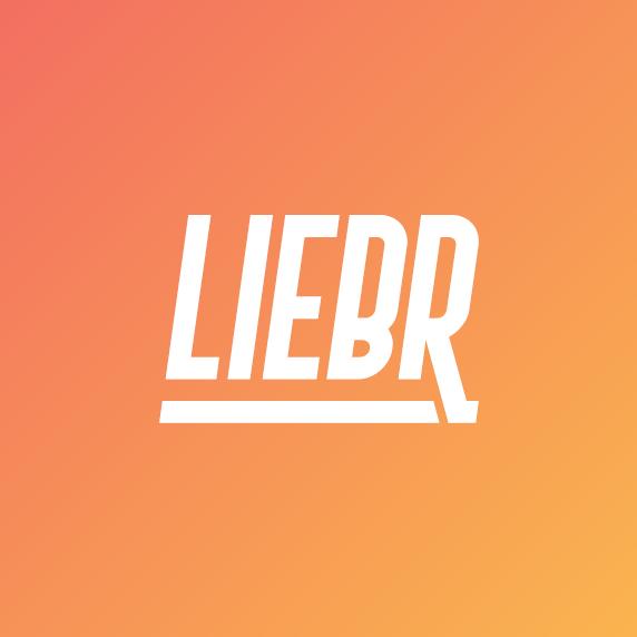 Logo Liebr 1 – dégradé
