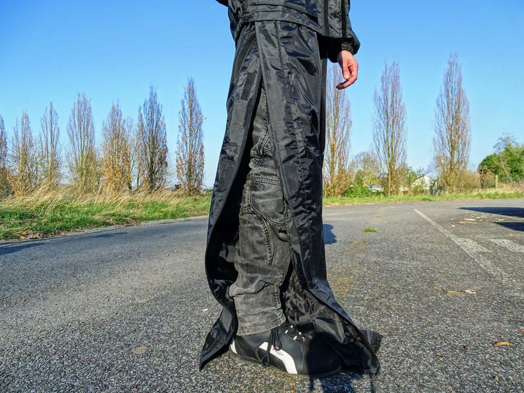 Pantalon de pluie DXR Tactic