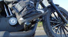 Pantalon DXR Tactic avec élastique sous pied