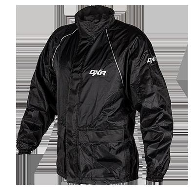 Essai de l'ensemble de pluie DXR : veste Jack et pantalon DXR Tactic