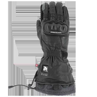 Essai gants chauffants VQuattro Vulcan 18