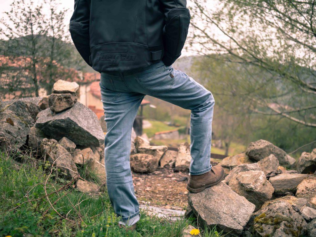 coupe du pantalon john doe original