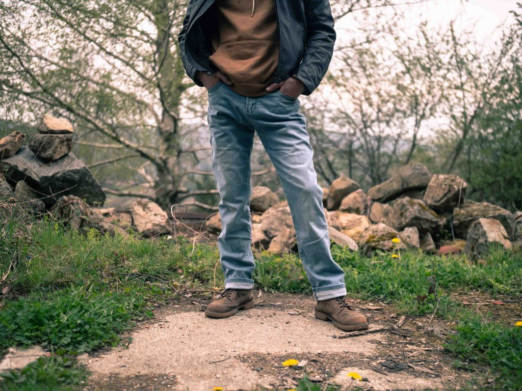 Look casual pour le jean john doe original