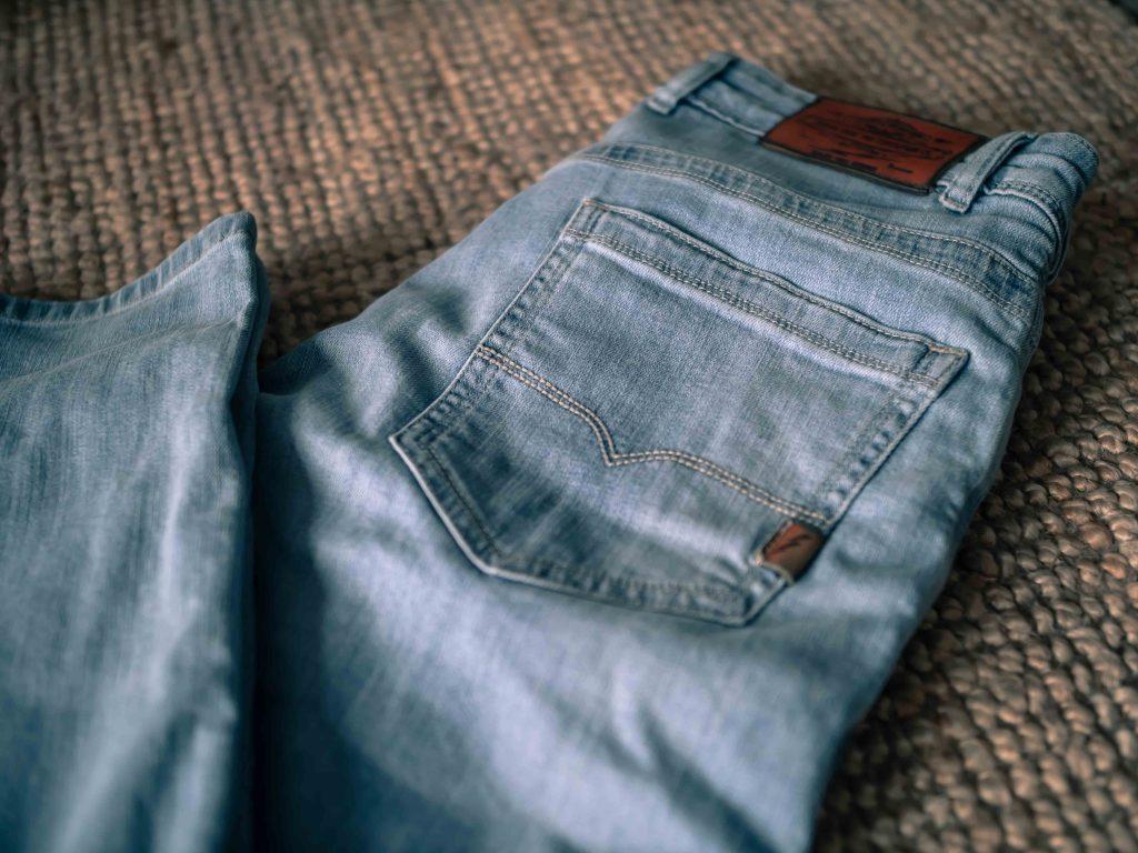 Le pantalon John Doe Original en coloris Light Blue