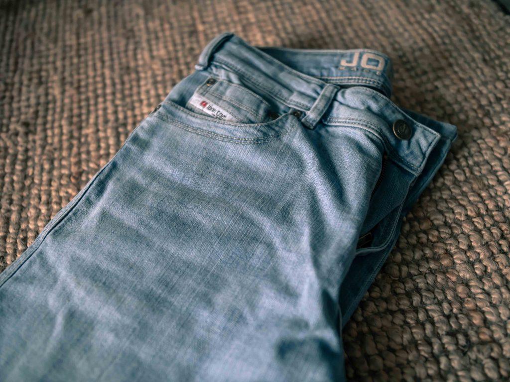 Le jean John Doe Original : coton et kevlar