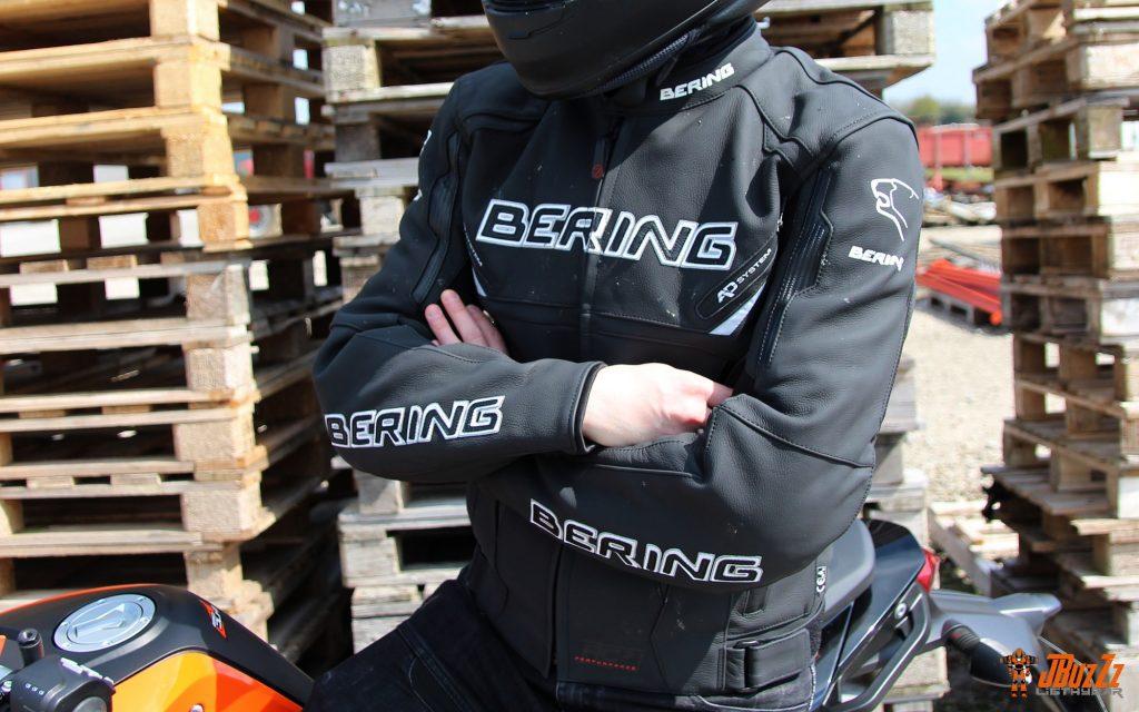 Pas de doute, Bering joue la solidité ! Le cuir est épais et respire la robustesse.