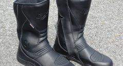 Différentes vues sur les bottes DXR PAN-AM