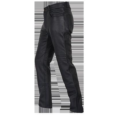 Essai du pantalon cuir DXR Buschnell