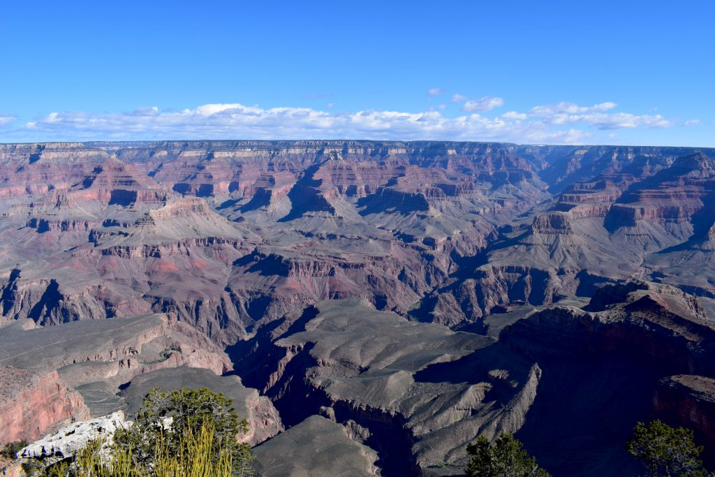 Road Trip au Grand Canyon, Arizona
