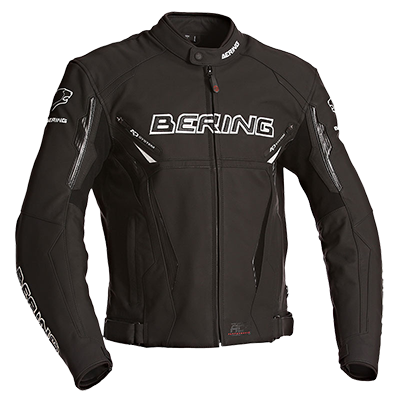 Test du blouson Bering Kingston Evo