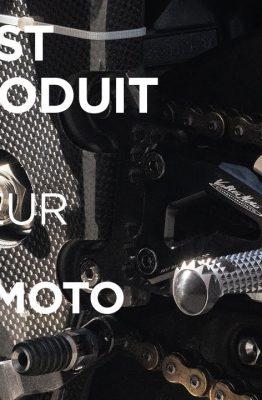 Vidéo : Essai des commandes reculées réglables Valter Moto